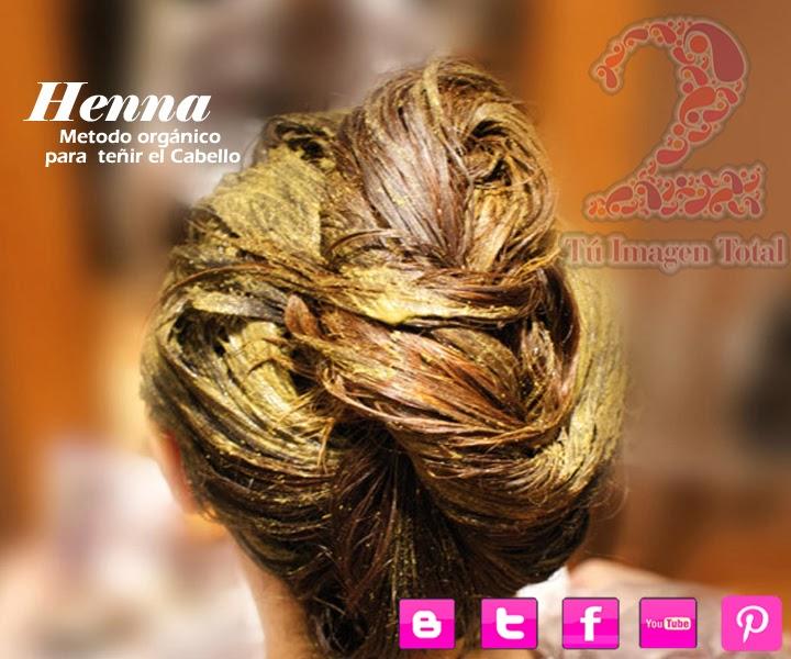Cambia de color tu cabello de forma natural!